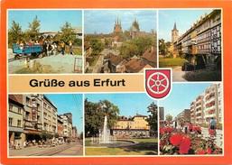 CPSM Erfurt     L 2476 - Erfurt