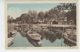 BIGANOS - Le Port - France