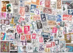 T VRAC - France, 2550 Timbres TOUS DIFFÉRENTS, Neufs Et Oblitérés - Stamps