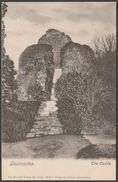 The Castle, Launceston, Cornwall, C.1905-10 - Weighell Wrench Postcard - England