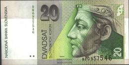 Slovakia 20f Uncirculated 2004 20 Korun - Slowakei