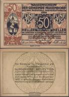 Nussendorf Notgeld The Community Nussendorf Uncirculated 1920 50 Bright - Austria