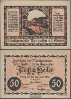 Neuhofen Notgeld The Community Neuhofen Uncirculated 1920 50 Bright - Austria