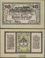 Neuhofen Notgeld The Community Neuhofen Uncirculated 1920 10 Bright - Austria