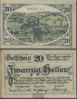Mauthausen Notgeld The Community Mauthausen Uncirculated 1920 20 Bright - Austria