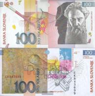 Slovenia Pick-number: 31a Uncirculated 2003 100 Tolarjev - Slovenia