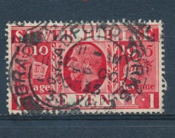 Groot-Brittannië/United Kingdom/Grande-Bretagne/Grossbritannien 1935 Mi: 190 Z Yt:  (Gebr/used/obl/o)(2856) - 1902-1951 (Kings)
