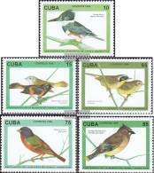 Cuba 3910-3914 (complete Issue) Unmounted Mint / Never Hinged 1996 Juan C. Gundlach - Cuba