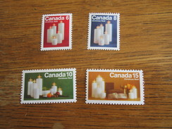 132     CANADA     489/492 316 - Noël