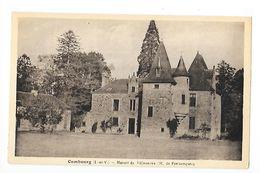 Combourg  (cpa 35)  Manoir De Villeneuve. (M. De Portzamparc) -   - L 1 - Combourg