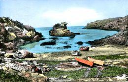 N°60109 -cpsm île De Groix -le Port De St Nicolas- - Groix