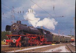 DB, Eilguterzuglokomotive Mit Olhauptfeuerung - Eisenbahnen