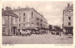 Bourg Avenue Alphonse Baudin - Bourg-en-Bresse