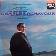 Charles Aznavour 33t. LP ALLEMAGNE *du Lasst Dich Geh'n* - Andere - Franstalig