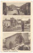 Cpa Montreux 1915 ( Frankreich ), Guerre, Soldats - France