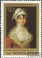 Soviet Union 5481 (complete Issue) Unmounted Mint / Never Hinged 1985 F. De Goya - Unused Stamps