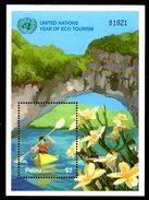 PALAU. BF 143 De 2002. Kayak/Eco-tourisme. - Kano