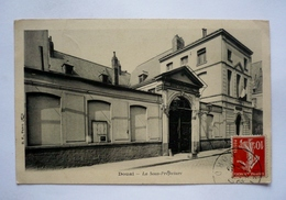 59 - DOUAI - La Sous-préfecture - Douai