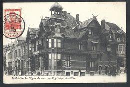 +++ CPA - MIDDELKERKE - Digue De Mer - 3me Groupe De Villas   // - Middelkerke