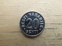 Estonie    20  Senti  2003  Km 23 - Estonia