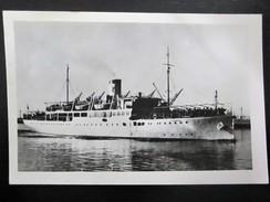 Postcard-Croatia,Rijeka,Dalmatia Sailing Ship 154.A - Segelboote