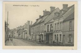 NONANT LE PIN - La Grande Rue - Altri Comuni