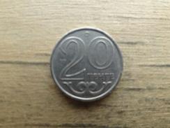 Kazakhstan  20  Tenge  2000  Km 26 - Kazakhstan