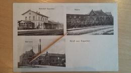 KAPPELEN - Gare, Moulin, Brasserie - Kapellen
