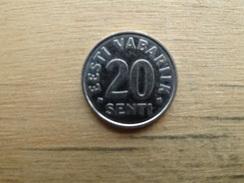 Estonie    20  Senti  2004  Km 23 - Estonie