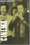"""Avant-scène Cinéma N° 146 (1974) : """"SALUT L'ARTISTE"""" (1973) De Yves ROBERT Avec Marcello MASTROIANNI Et Jean ROCHEFORT. - Magazines"""