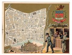 Plan Du 9ème Arrondissement - Arrondissement: 09