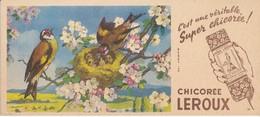 BUVARD - Chicorée LEROUX - Buvards, Protège-cahiers Illustrés