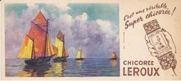 BUVARD - Chicorée LEROUX - Blotters