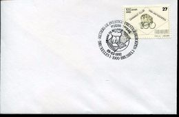 28667 Belgium Special Postmark Mineral Diamant, Bruxelles 1992 - Minerals