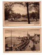 ALLEMAGNE . DUSSELDORF . 2 CARTES POSTALES - Réf. N°6007 - - Duesseldorf