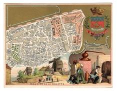 Plan Du 18ème Arrondissement - Arrondissement: 18