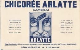 BUVARD - Chicorée ARLATTE, Cambrai - C