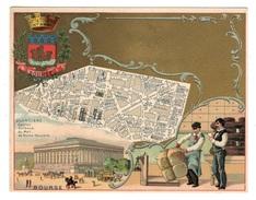 Plan Du 2ème Arrondissement - Arrondissement: 02