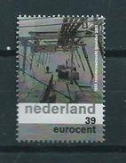 2003 Netherlands Water,IJmuiden Used/gebruikt/oblitere - Periode 1980-... (Beatrix)