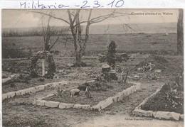 Militaria : Cimetière   ( WOEVRE )  Cimetière Allemand - War Cemeteries