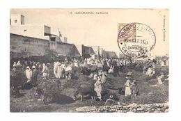 Casablanca. Le Marché. (2171) - Afrique