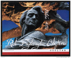 PL 2010 MI BL 192 B ** - Unused Stamps