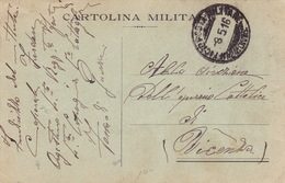 Cartolina Militare (ak1201) - 1900-44 Victor Emmanuel III.