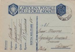 Filagrano F 36 (ak1206) - 1900-44 Victor Emmanuel III.