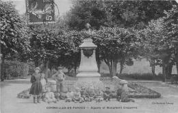 CORMEILLES EN PARISIS SQUARE ET MONUMENT DAGUERRE - Cormeilles En Parisis