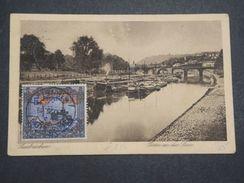 SARRE - Carte Postale Pour La Belgique En 1926 , Affranchissement Plaisant - L 10393 - 1920-35 Société Des Nations