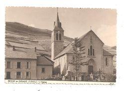Besse En Oisans-L'Eglise--(C.2240) - Altri Comuni