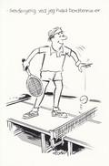 TABLE TENNIS-PING PONG-TISCHTENNIS-TENNIS TAVOLO-TENNIS DE TABLE-SPORT - Tennis Tavolo