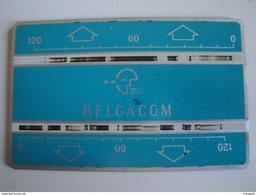1 Optical Phonecard From Belgium - Service - 506L (I) - Belgium