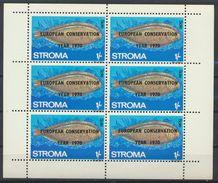 °°° STROMA - SOLE - 1970 MNH °°° - Emissione Locali